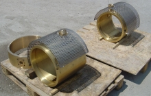 Brass Coupling Housings